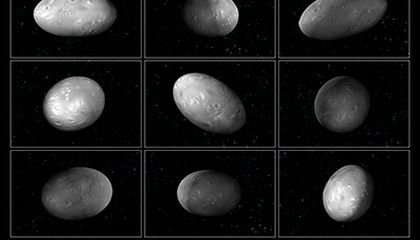 Pluto's Wobbly Moons blog image