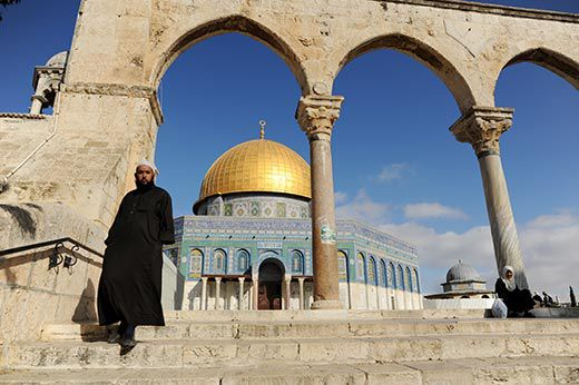What Is Beneath The Temple Mount History Smithsonian - 10 most sacred sites in the united states