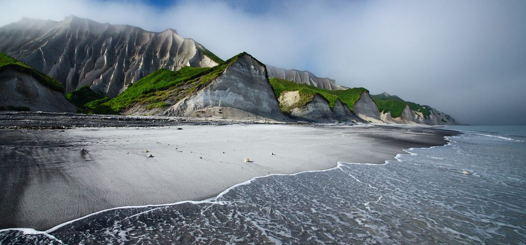 Kuril Islands. Credit: Alexey Kharitonov