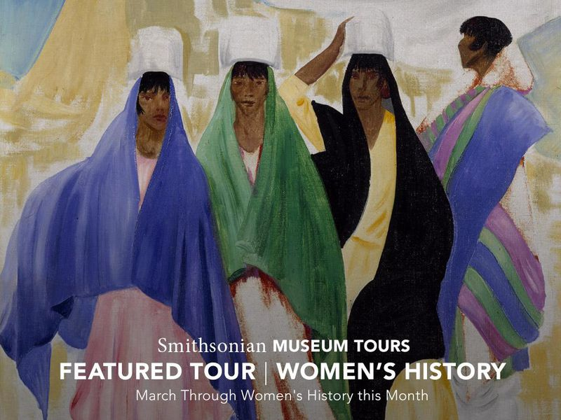 This Museum Tour Is The Perfect Guide To Celebrating Womens History