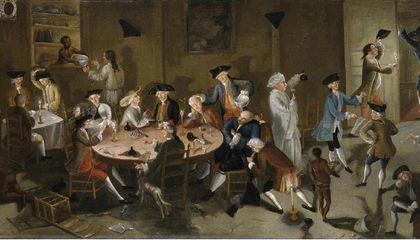 What Did the Founding Fathers Eat and Drink as They Started a Revolution?