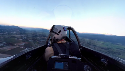 Ride Along in a P-51 Mustang in This 360° Virtual Reality Video