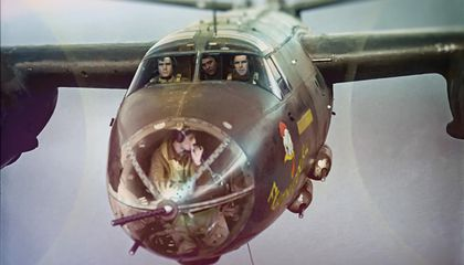 Aboard World War II Airplanes, It Was Strictly Smoking Allowed