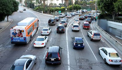 Blame Tailgaters for Your Traffic Woes