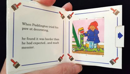 Image: Celebrating the much-loved Paddington Bear