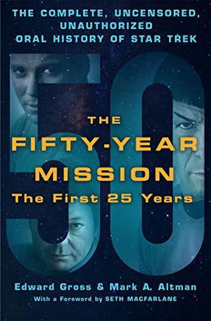 Preview thumbnail for video 'The Fifty-Year Mission: The First 25 Years