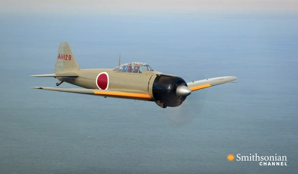 Preview thumbnail for video'This Japanese Fighter Plane Led the Attack on Pearl Harbor