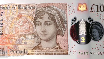 """The Jane Austen £10 Note Extends the """"Ladylike"""" History of British Money"""