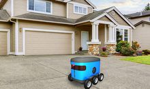 Helping Delivery Robots Find Your Front Door