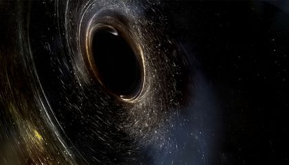 Scientists Hear Two Even More Ancient Black Holes Collide