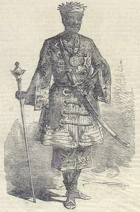 King Gezo, who expanded the female corps from around 600 women to as many as 6,000.