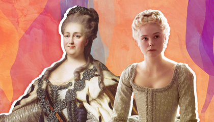 The True Story of Catherine the Great