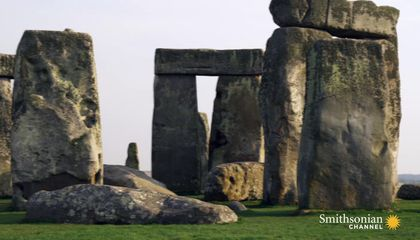 Evidence Suggests Stonehenge Was an Elite Cemetery