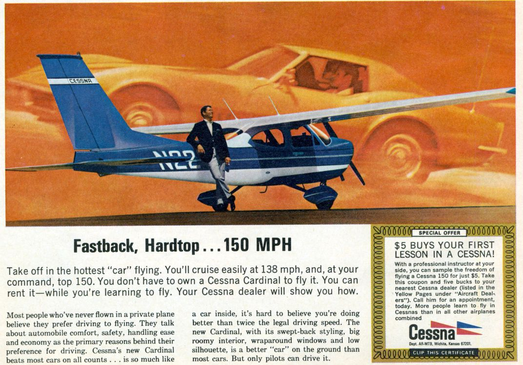 How Important Is A Pilots First Airplane Flight Today Air Rc World School Lesson 8 Flying Your Plane An Ad Touts The Companys 177 Produced From 1968 To 1978 Cessna Aircraft Beech Introduced Low Wing Trainer Model