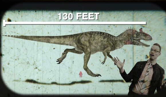 Preview thumbnail for video'Ask Smithsonian: Why Were Prehistoric Animals So Big?