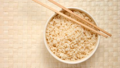 Why Would Cooling Rice Make it Less Caloric?