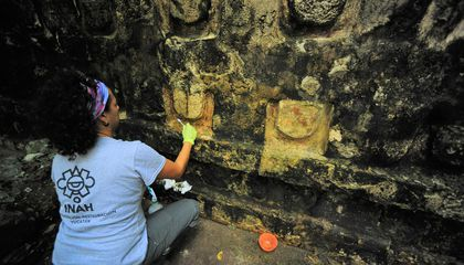 An Ancient Maya Palace Was Discovered in Yucatán State