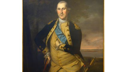 The Strange Case of George Washington's Disappearing Sash