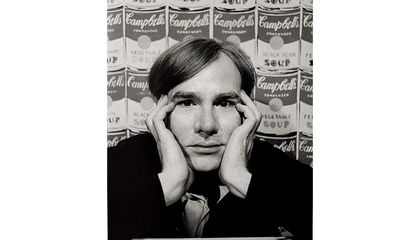 How Andy Warhol Came to Paint Campbell's Soup Cans