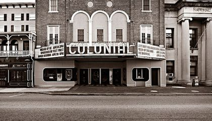 Classic Movie Theaters: The Colonial, Phoenixville, Pennsylvania