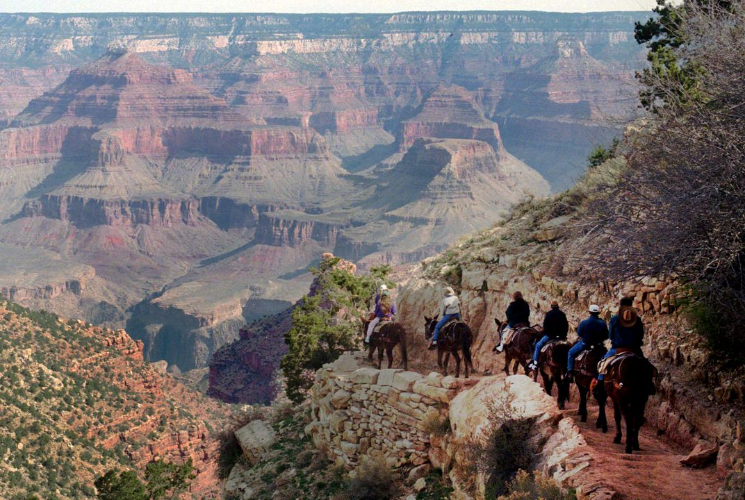 Grand Canyon celebrates 100 years as a national park in 2019