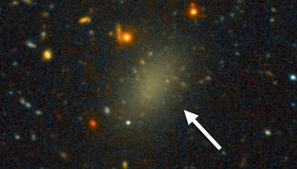 Discovery of a New Class of Galaxies Challenges Our Understanding of How Galaxy Formation Works