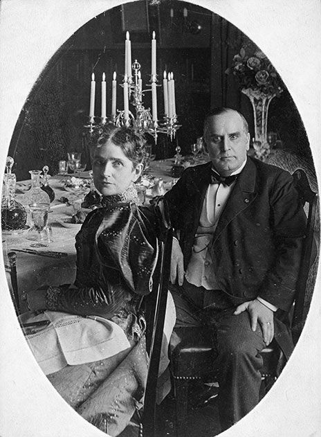 William McKinley and Ida