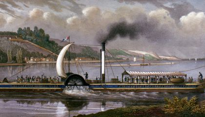 The Unbelievable Success of the American Steamship