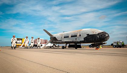 What's the X-37 Doing Up There? | Space | Air & Space Magazine