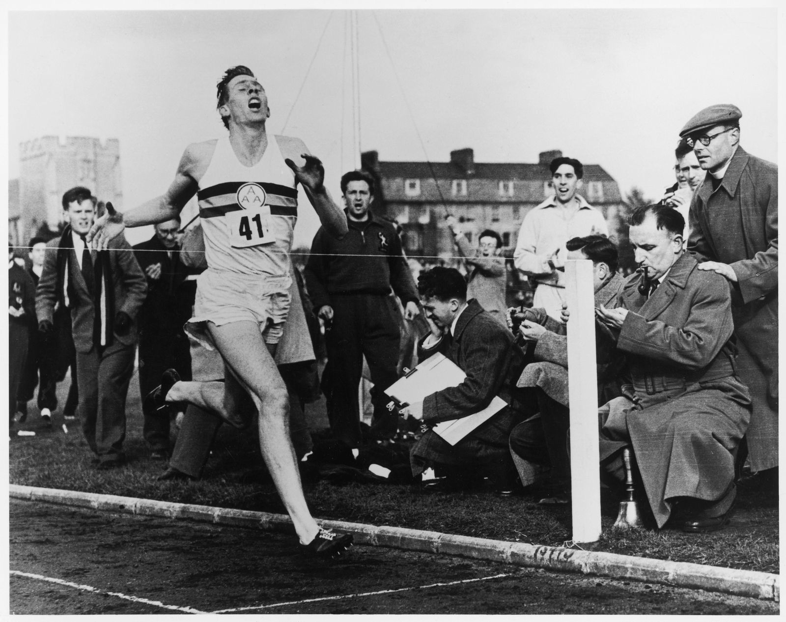 Five Things to Know About Roger Bannister, the First Person