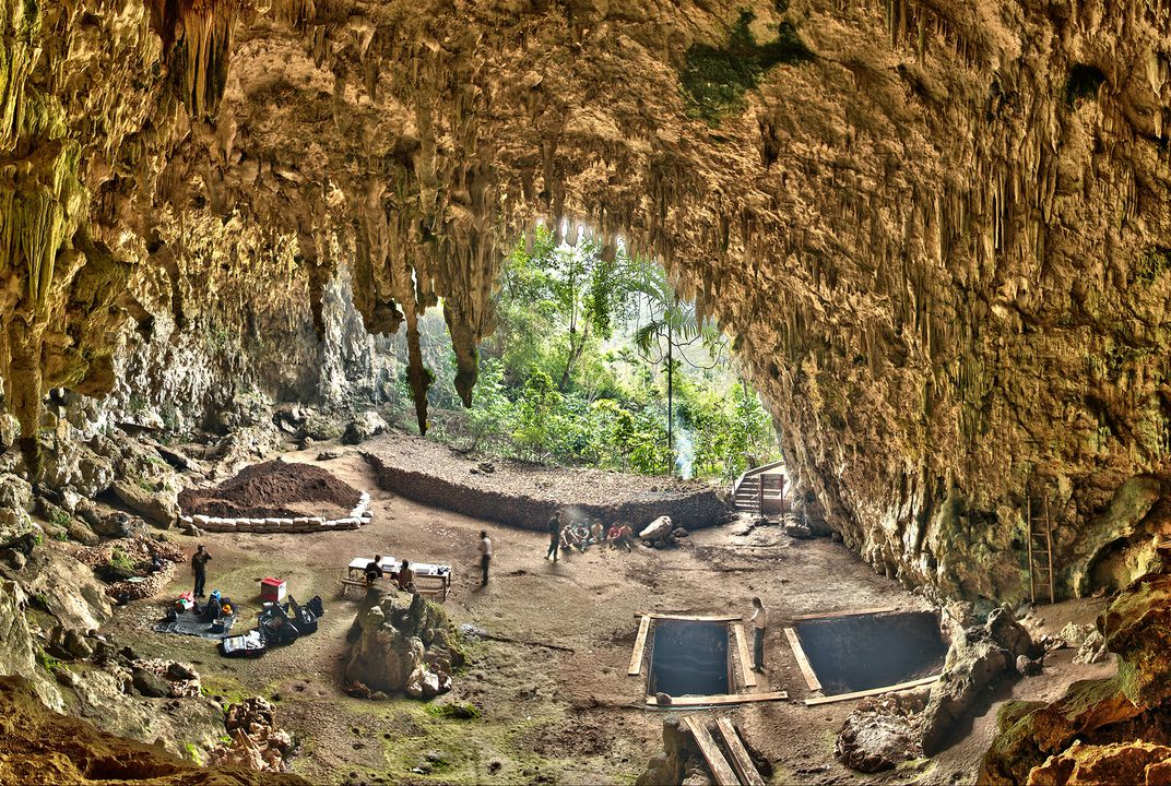 """Hobbits"" found in Indonesia"