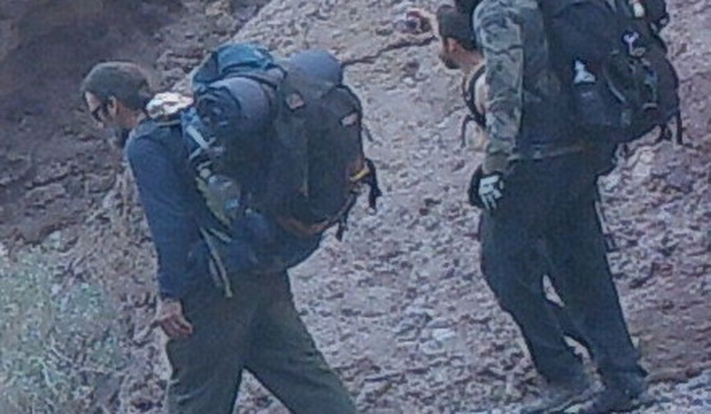 The National Park Service is asking for the public's help in identifying these backpackers.