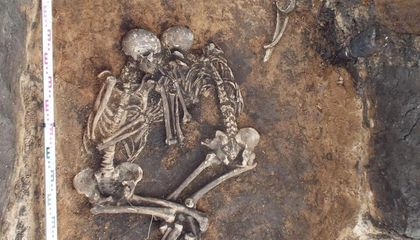 Bacteria in Ancient Teeth Push Back Origins of the Bubonic Plague