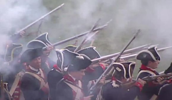 Preview thumbnail for video'New York's Role in the Revolutionary War
