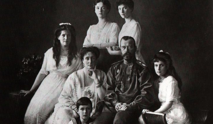 DNA Confirms Authenticity of Romanov Remains