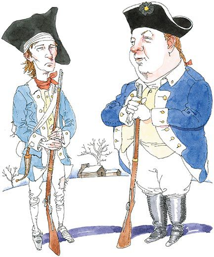 Military Leaders in the American Revolution