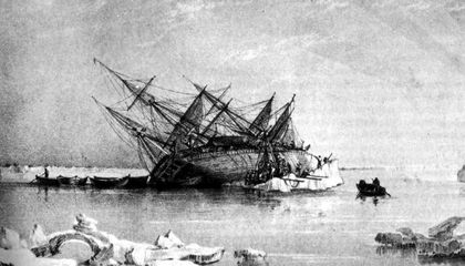Second Ship From Sir John Franklin's 19th-Century Expedition Found