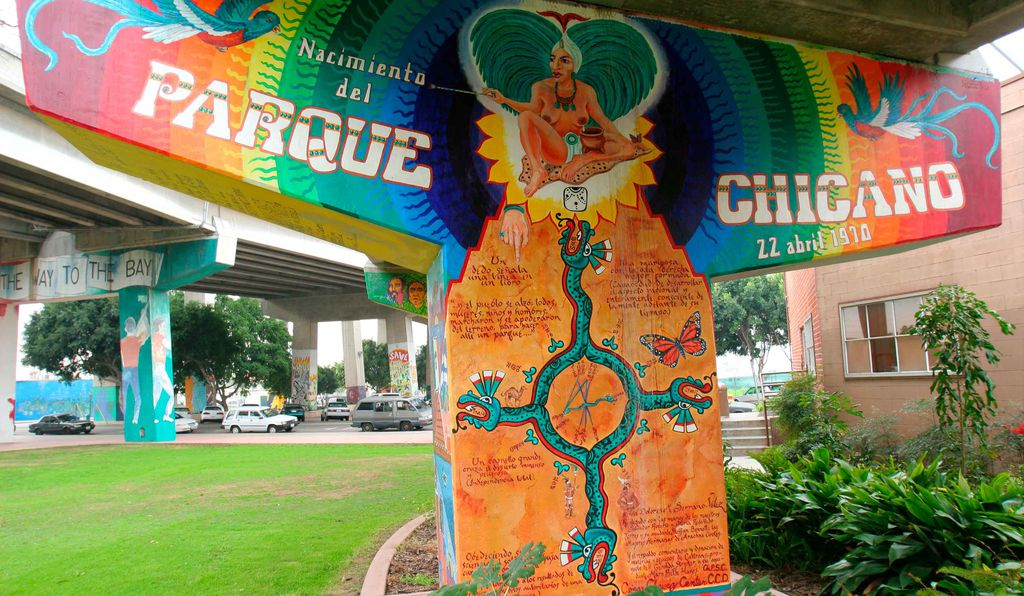 Fifty Years Ago Fed Up With The City S Neglect A San Diego Community Rose Up To Create Chicano Park At The Smithsonian Smithsonian Magazine