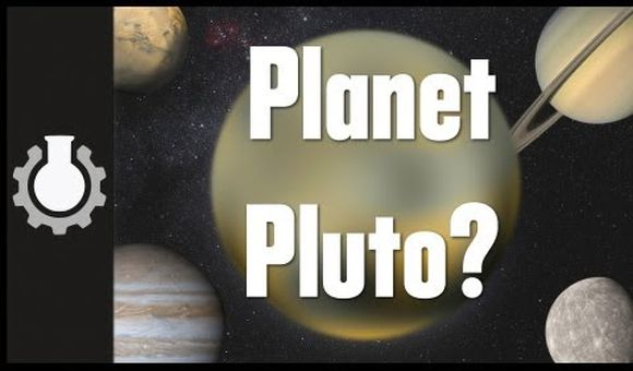 Preview thumbnail for video'Is Pluto a Planet?