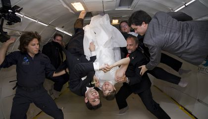 A Marriage Made in Microgravity