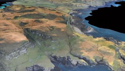 Drone Captures Thousands of Years of Archaeology on Remote Scottish Islands