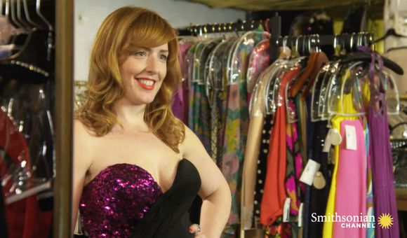 Preview thumbnail for video'On the Hunt for a Timeless Vintage New Year's Eve Dress