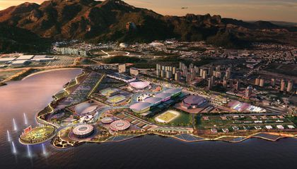 The Media Village at the Rio Olympics Is Built on a Mass Grave of Slaves