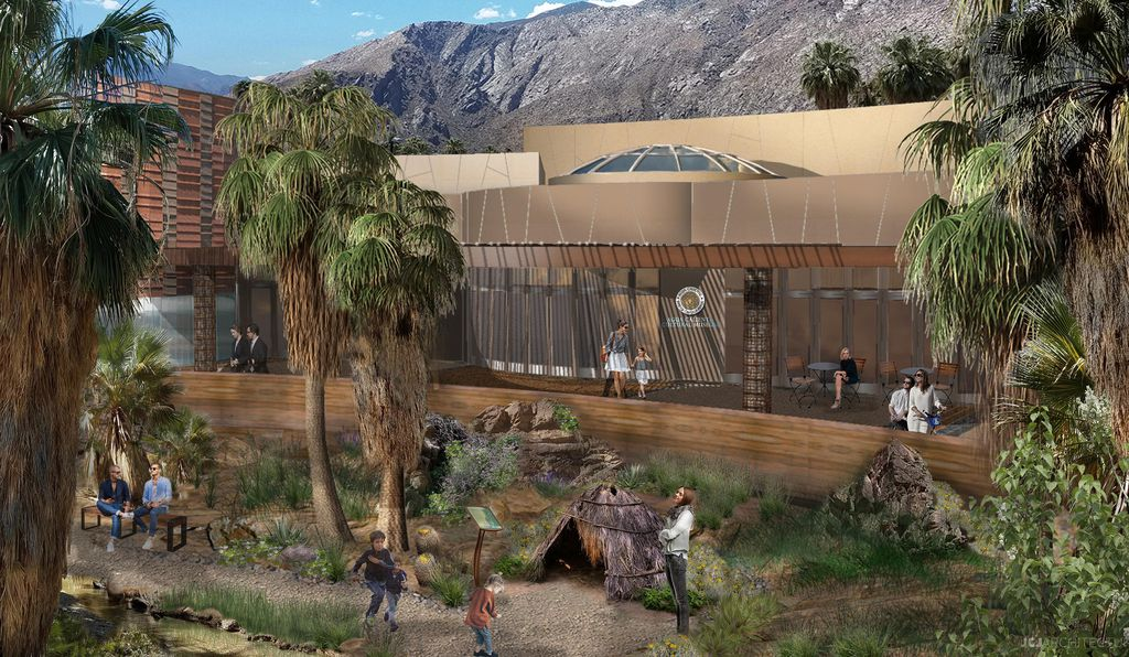 To tell its own story, the tribe is currently rebuilding its Agua Caliente Cultural Museum, which reopens in 2020.
