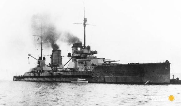 Preview thumbnail for video'How the Battle of Jutland Pushed Britain to the Limit
