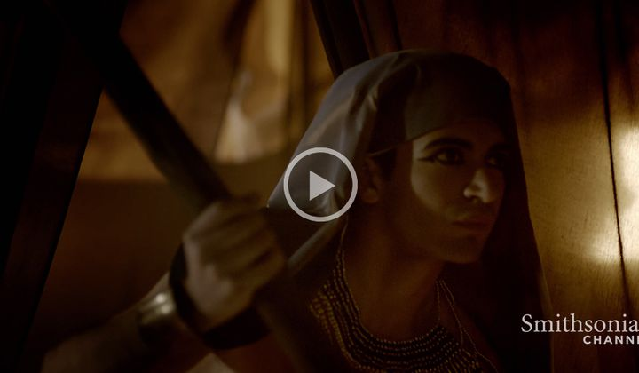 King Tutankhamun Was Thought To Have A Direct Link To The Sun God