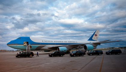Air Force One is Getting a Makeover