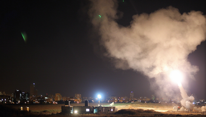 Israel's Iron Dome Gets Boost in Funding After Missile Attacks