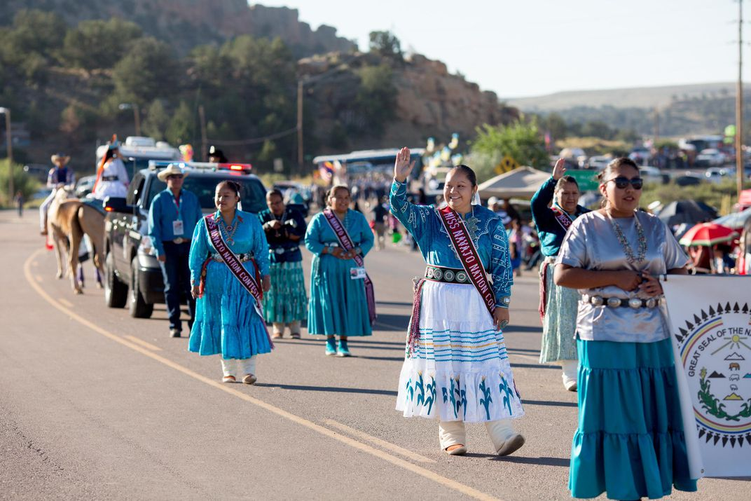 Inside This Year's Miss Navajo Pageant   Arts & Culture