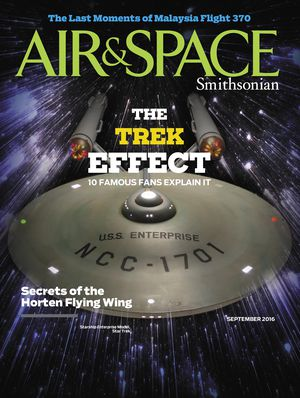 Preview thumbnail for video 'Subscribe to Air & Space Magazine Now